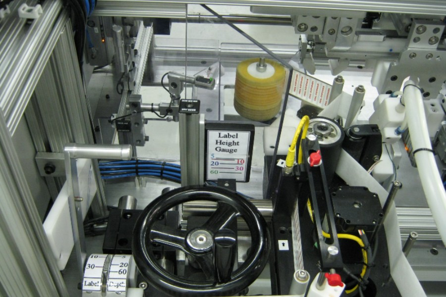Factory Automation Solution - Automated Machine for Syringes