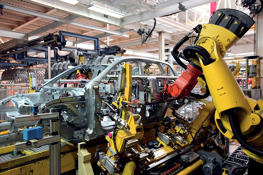 Automation for the Automotive Industry