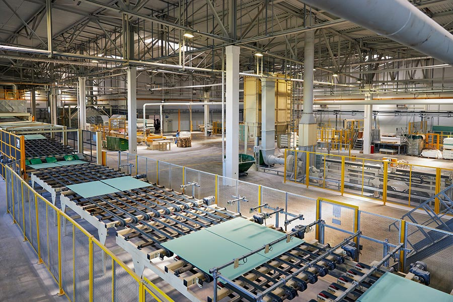Automation for the Construction Materials Industry