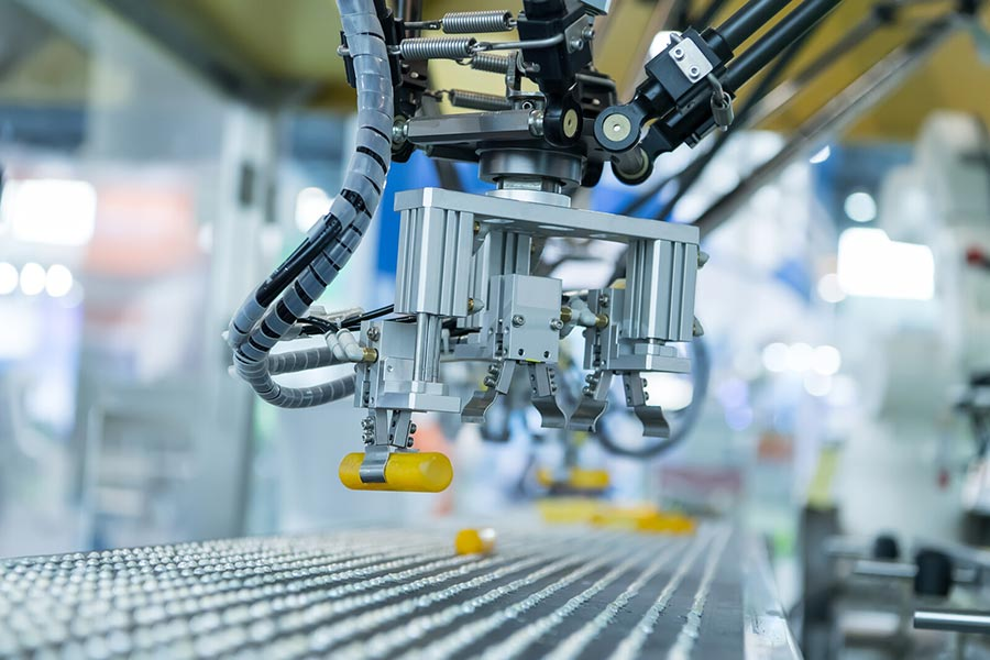 Automation for the Material Handling Industry