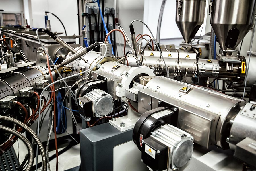 Automation for the Plastics Processing Industry
