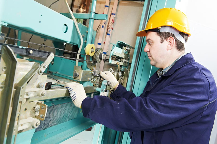 AMS provides automation maintenance for mechanical systems