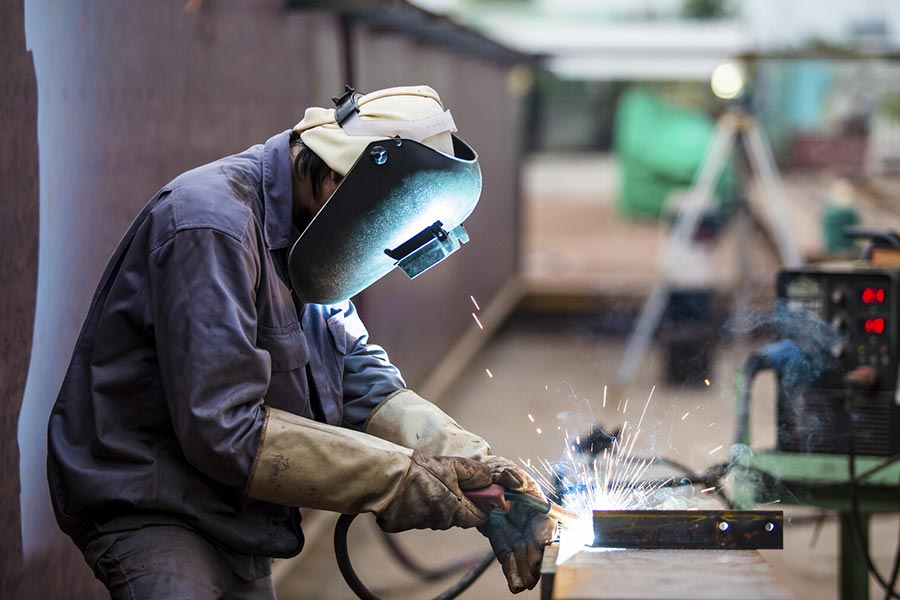 Industrial fabrication maintenance services