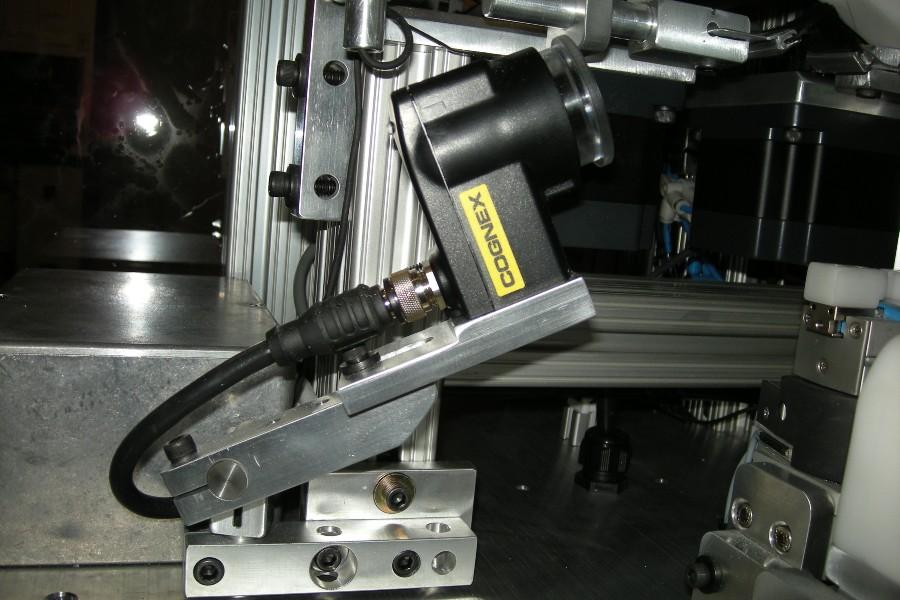 Vision Systems Integration - Cognex Syringe Camera