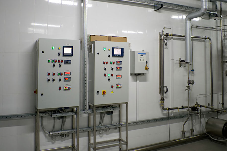 Factory Automation Solution - Electrical Controls
