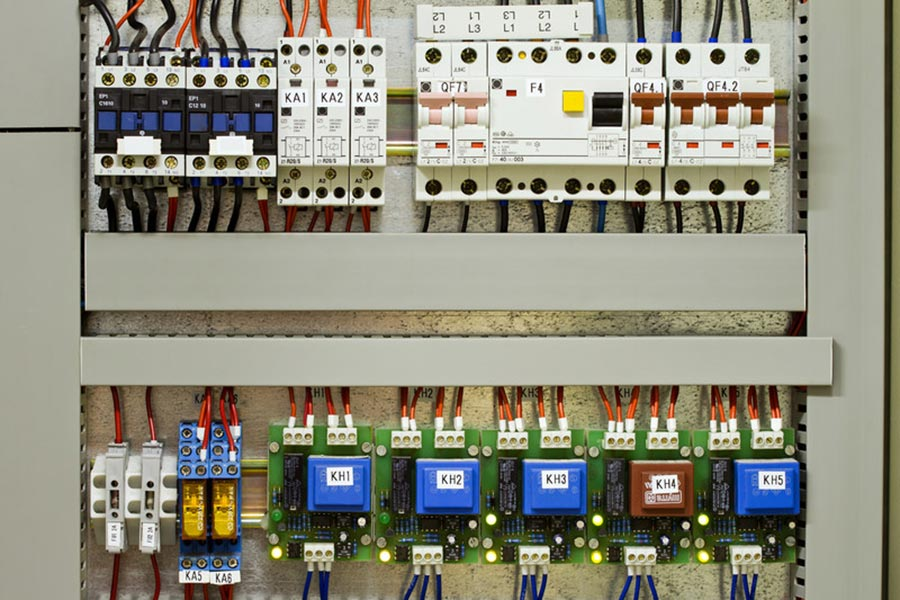 Automation Solution - Electrical Control Panels