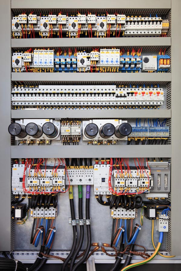 Electrical Control Panels for Factory Automation