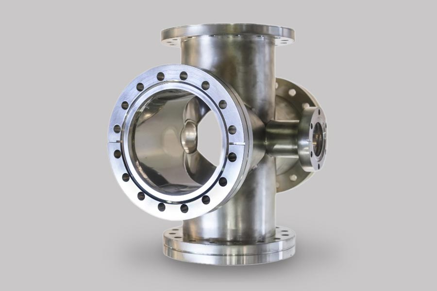 Specialty machining for industrial automation
